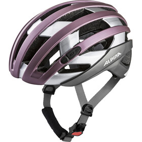 Alpina Campiglio Kask rowerowy, rose-silver